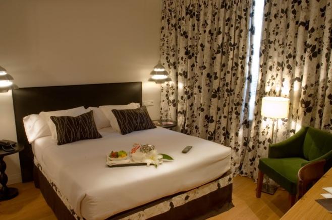 Hotel La Puebla - Room